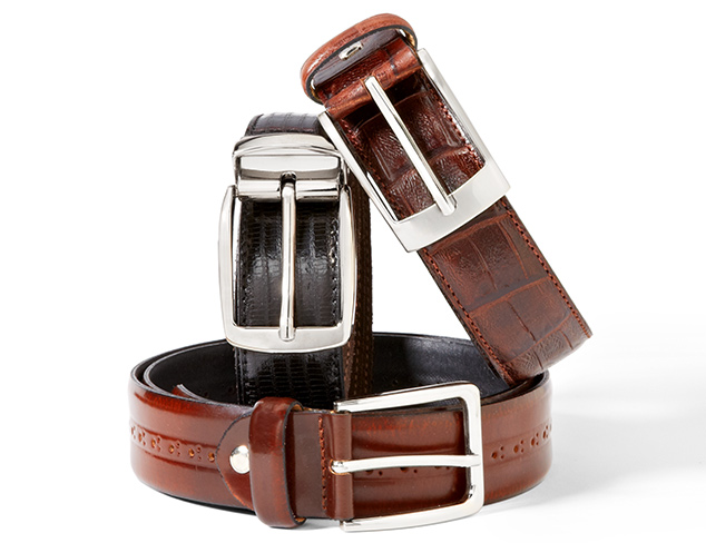 Romeo Gigli & More Belts at MYHABIT