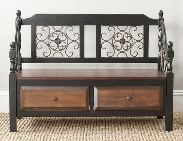 Rustic Retreat: Furniture at MYHABIT
