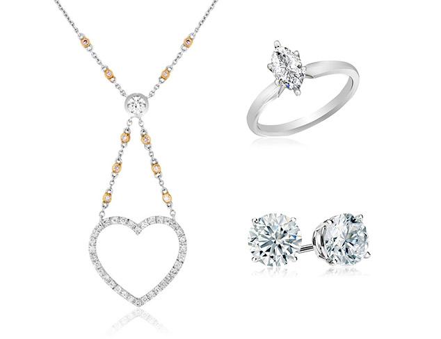 Say It With Diamonds: EGL USA® Certified Jewelry at MYHABIT