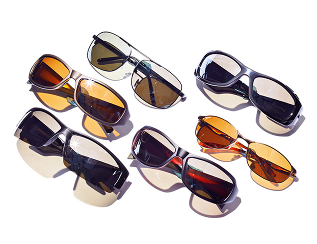 Sleek & Sporty: Sunglasses at MYHABIT