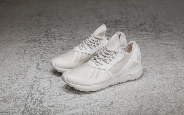 Sneakersnstuff x adidas Tubular Shades of White