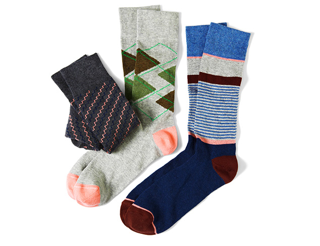 Socks of All Sorts feat. Sockwear at MYHABIT