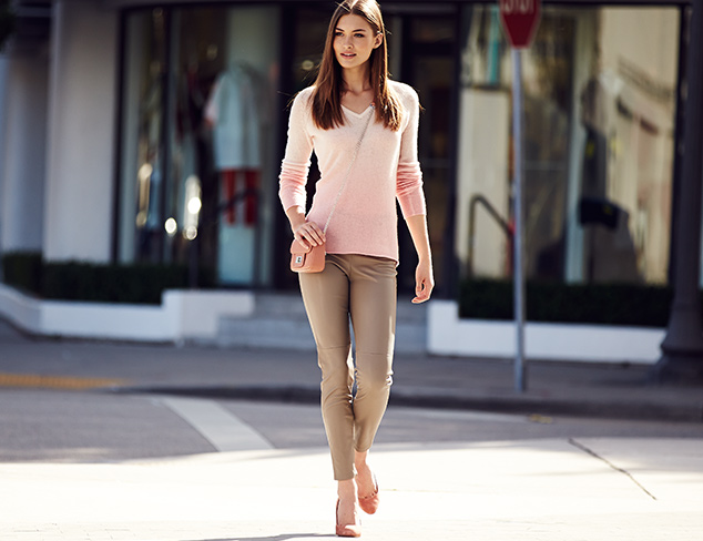 Spring Cashmere & More feat. Kier & J at MYHABIT