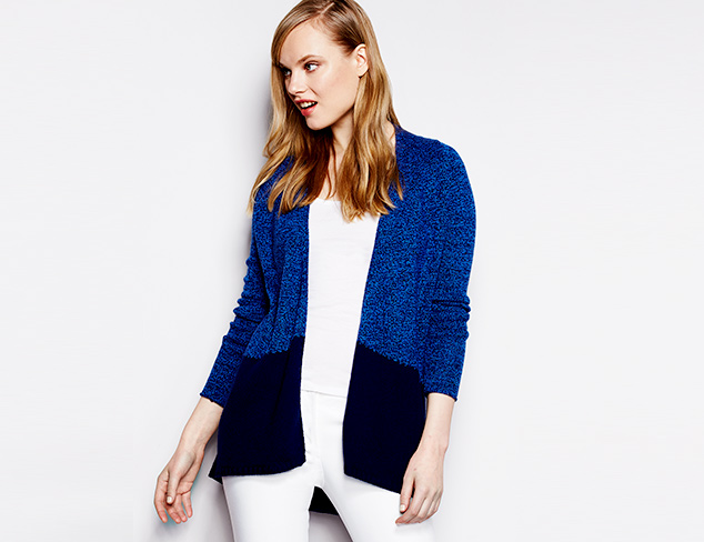 Spring Sweaters: Forte Cashmere at MYHABIT