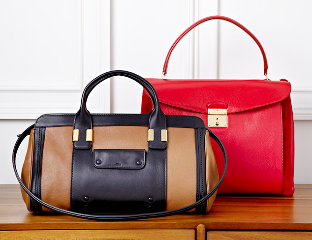 The Designer Tote at MYHABIT