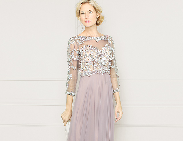 The Mother of the Bride: Gowns at MYHABIT