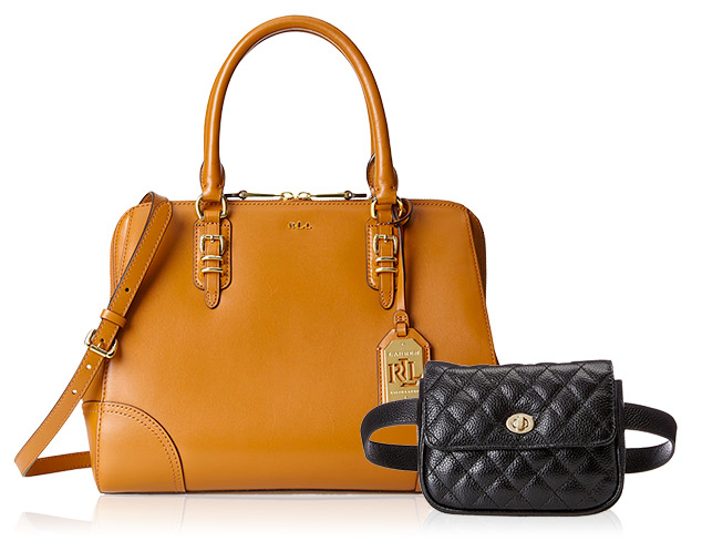 Timeless Bags feat. Zenith at MYHABIT