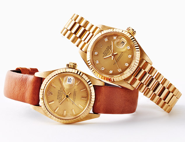 Treat Yourself: Luxe Watches at MYHABIT