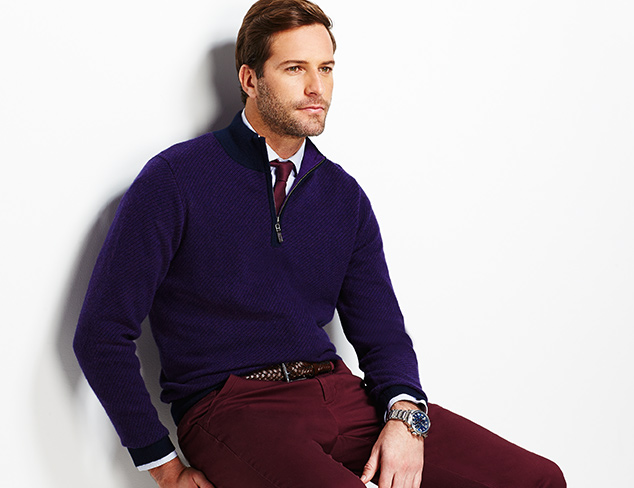 Up to 80% Off: Forte Sweaters at MYHABIT