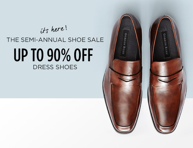 Up to 90% Off: Dress Shoes at MYHABIT