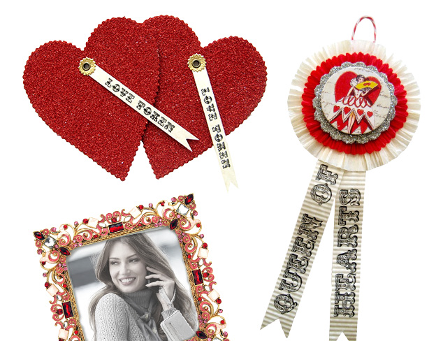 Valentine's Décor & Gifts up to 75% Off at MYHABIT