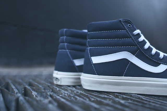 Vans SK8-Hi Reissue 10 Oz Canvas Dress Blues_3