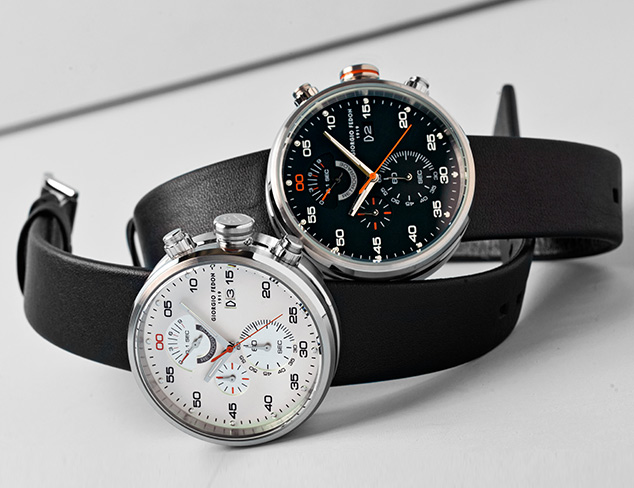 Well Suited Details: Watches & More at MYHABIT