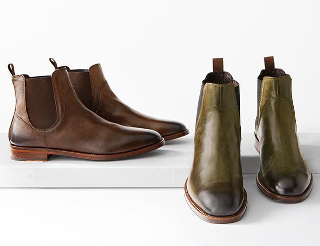 Work Day Essentials: Dress Boots at MYHABIT