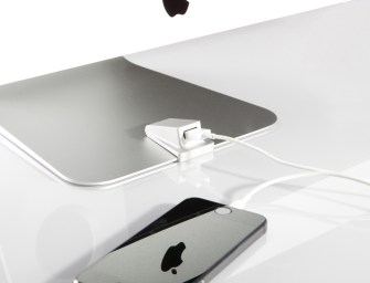Wiplabs iMacompanion – Front USB Port for iMac
