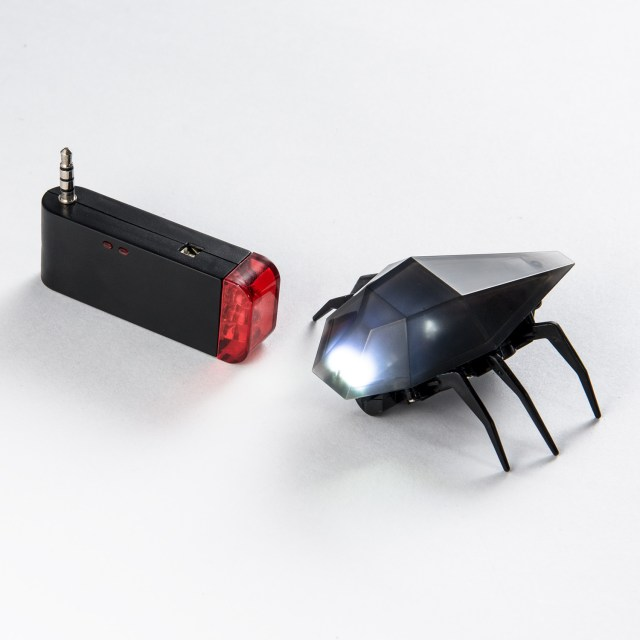 iPhone Controlled Beetle