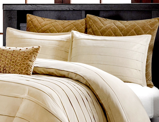 Bedding in Neutral Hues at MYHABIT