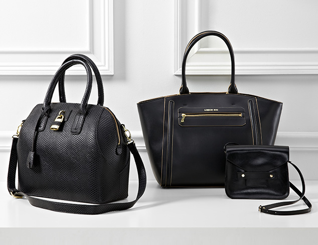 Best of Black: Handbags at MYHABIT