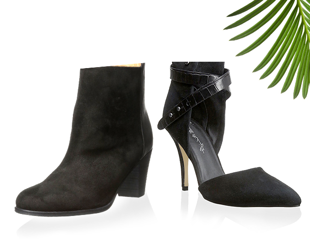 Best of Black: Pumps & Ankle Boots at MYHABIT