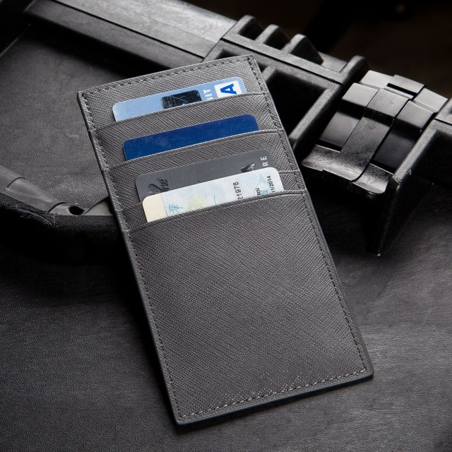 Men In Cities Breast Pocket Wallet