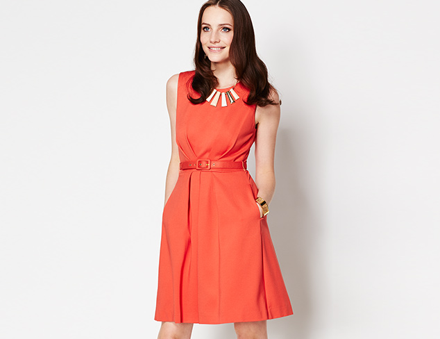 Crush on Coral: Dresses & Separates at MYHABIT