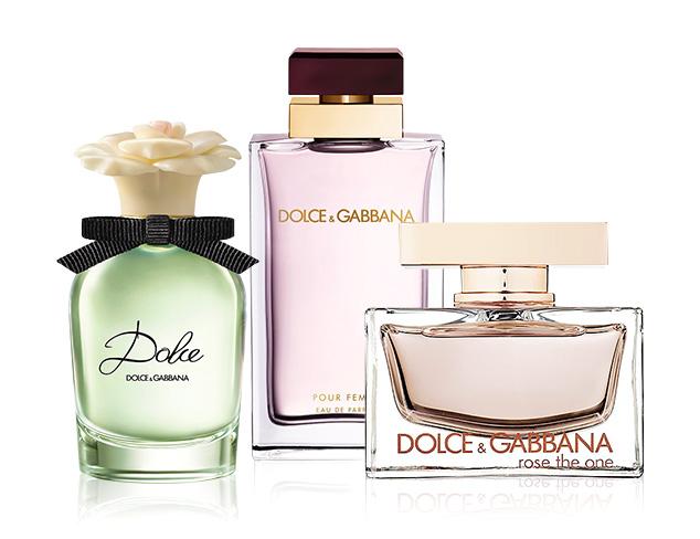 Designer Fragrance feat. Dolce & Gabbana at MYHABIT