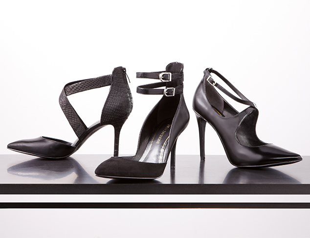 Desk to Dinner: Sandals & Pumps at MYHABIT