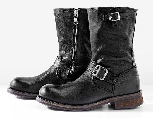 Downtown Cool: Boots feat. John Varvatos at MYHABIT
