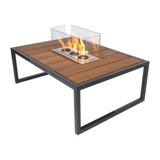 Terra Flame Firetable - Ipe