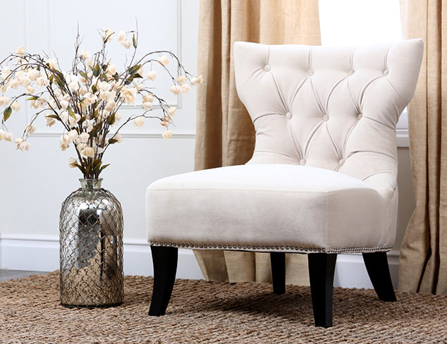 Furniture Feature: Tufted at MYHABIT