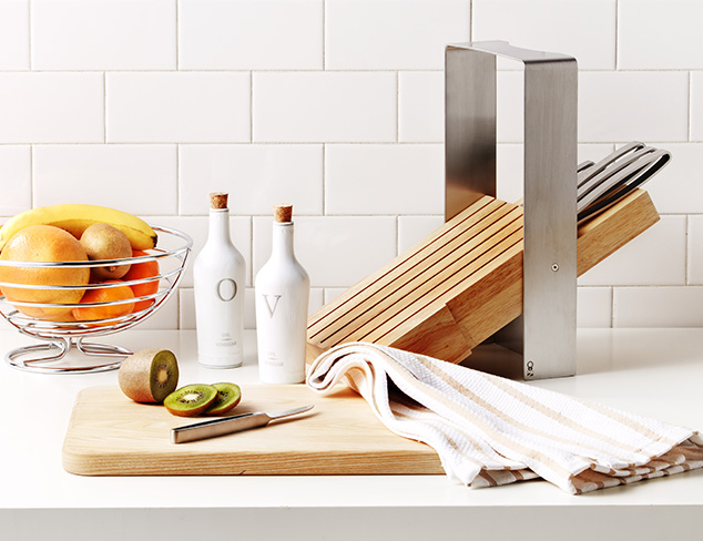Get Organized in the Kitchen at MYHABIT