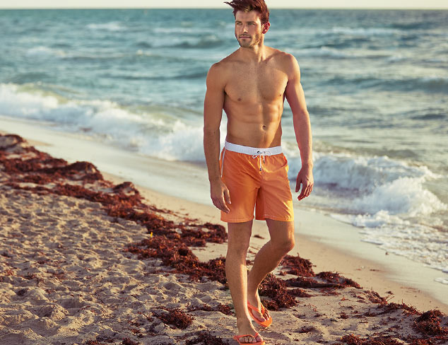 Get Out of Town: Mr. Swim at MYHABIT