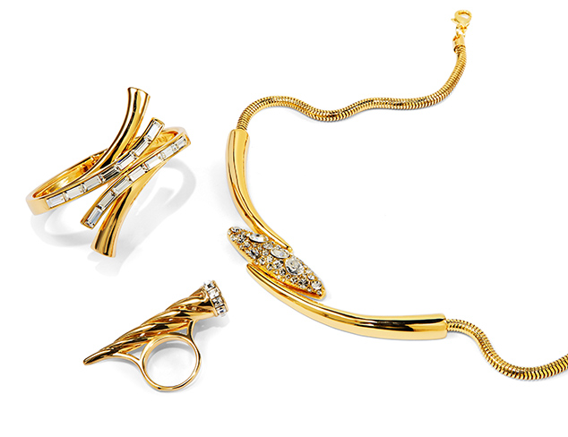 Gleaming in Gold: Jewelry at MYHABIT