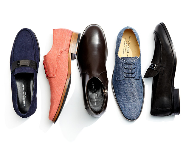 Going On a Cruise: Formal Shoes & Socks at MYHABIT