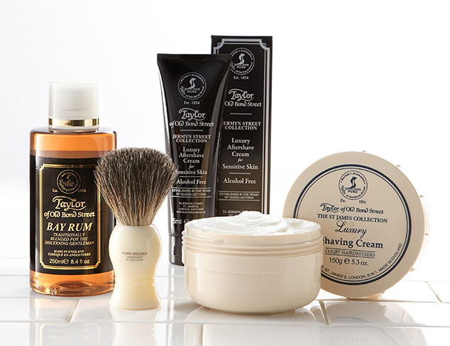 Grooming Essentials feat. Taylor of Old Bond at MYHABIT