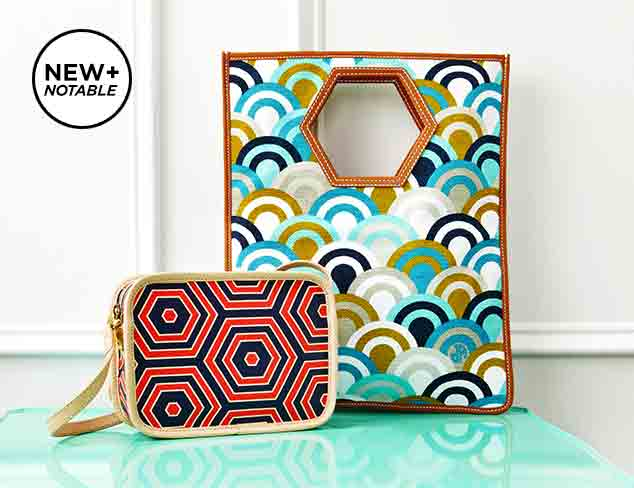 Jonathan Adler Handbags & Accessories at MYHABIT