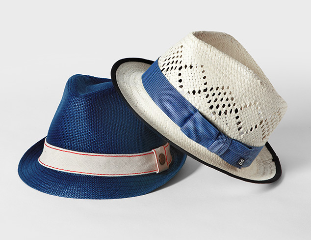 Levi's, Blue Marlin & Block Hats at MYHABIT