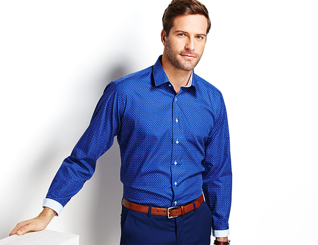 Lighten Up: Spring Sportshirts at MYHABIT