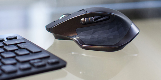 Logitech MX Master Wireless Mouse_6