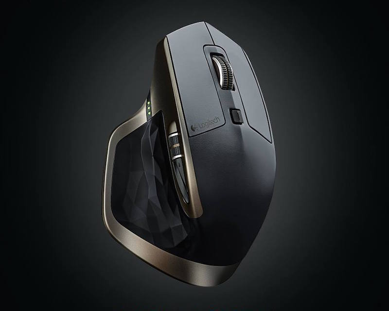Logitech MX Master Wireless Mouse_9