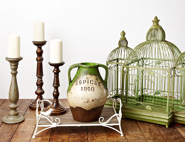 Looking to the Past: Vintage-Inspired Décor at MYHABIT