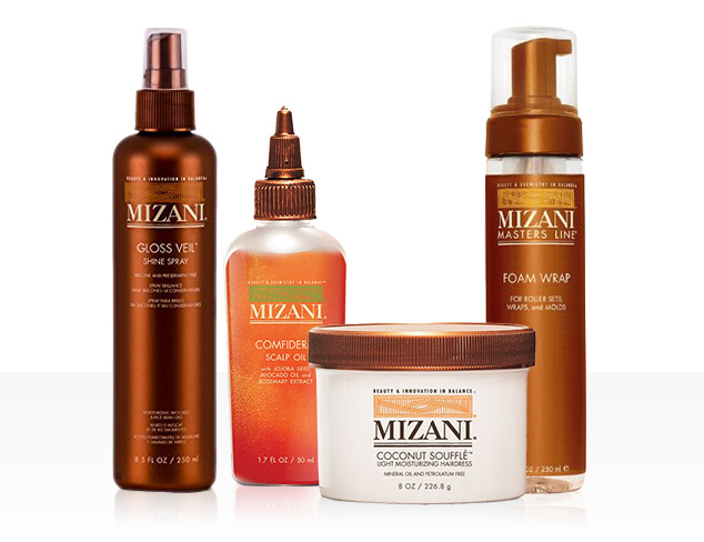 Mizani Haircare at MYHABIT