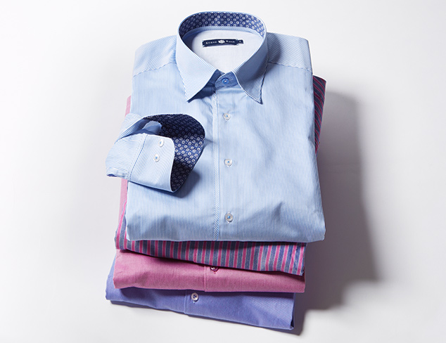 New Markdowns: Shirting feat. Stone Rose at MYHABIT