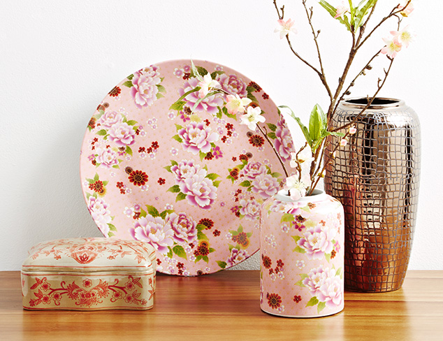 Now Trending: Chinoiserie & Copper at MYHABIT