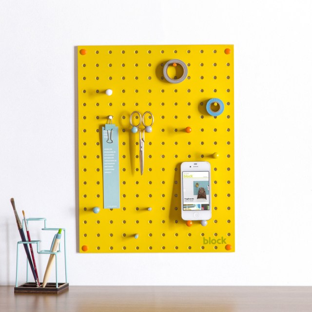 Block Designs Peg Board