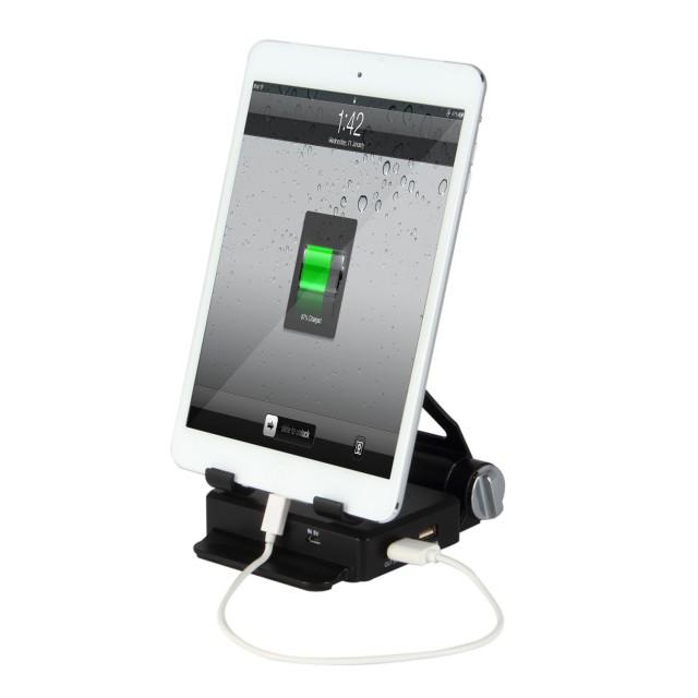 Pilot Electronics Power Station 9000mAh Tablet Holder