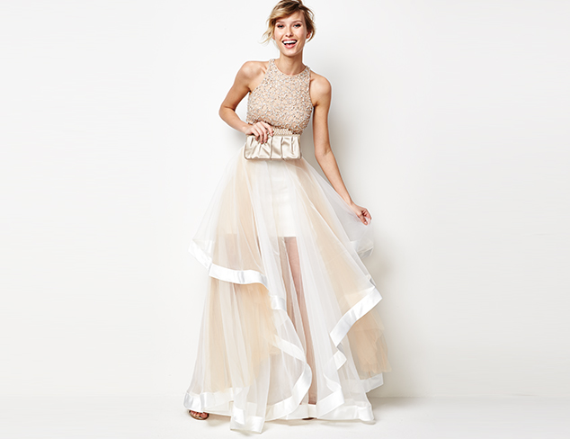 Shop by Occasion: Prom at MYHABIT