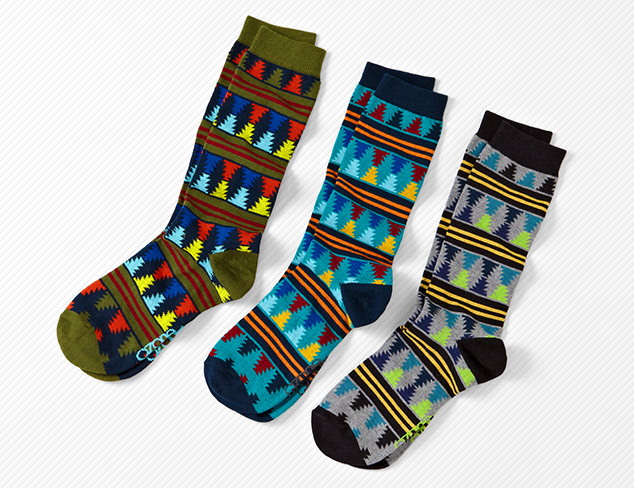 Socks of All Sorts at MYHABIT