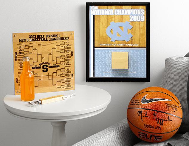 Steiner Sports Basketball Memorabilia at MYHABIT