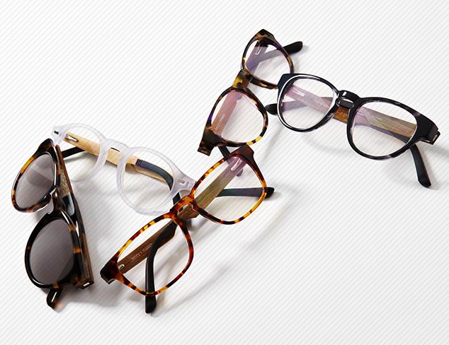 Sunglasses & Eyewear feat. Ivory + Mason at MYHABIT